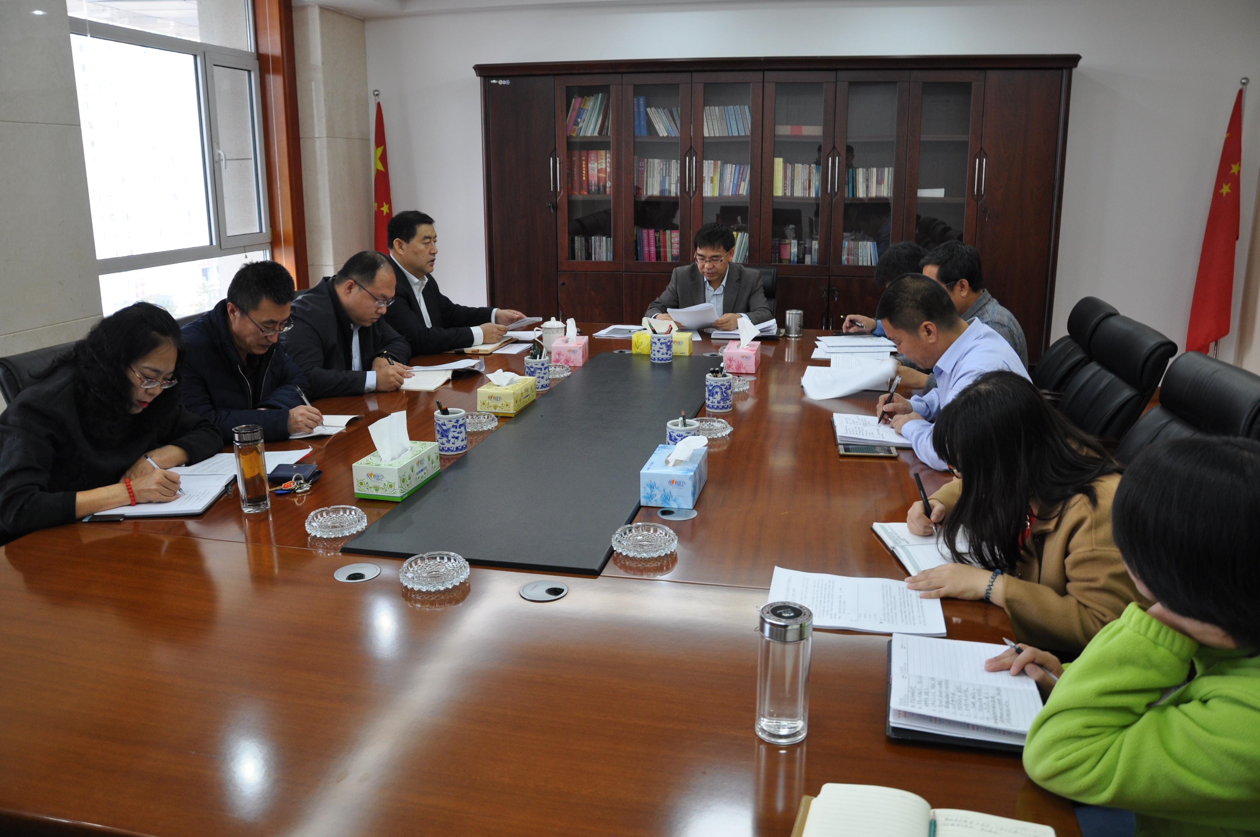 朔州市审计局各党支部深入学习宣传党的十九大精神