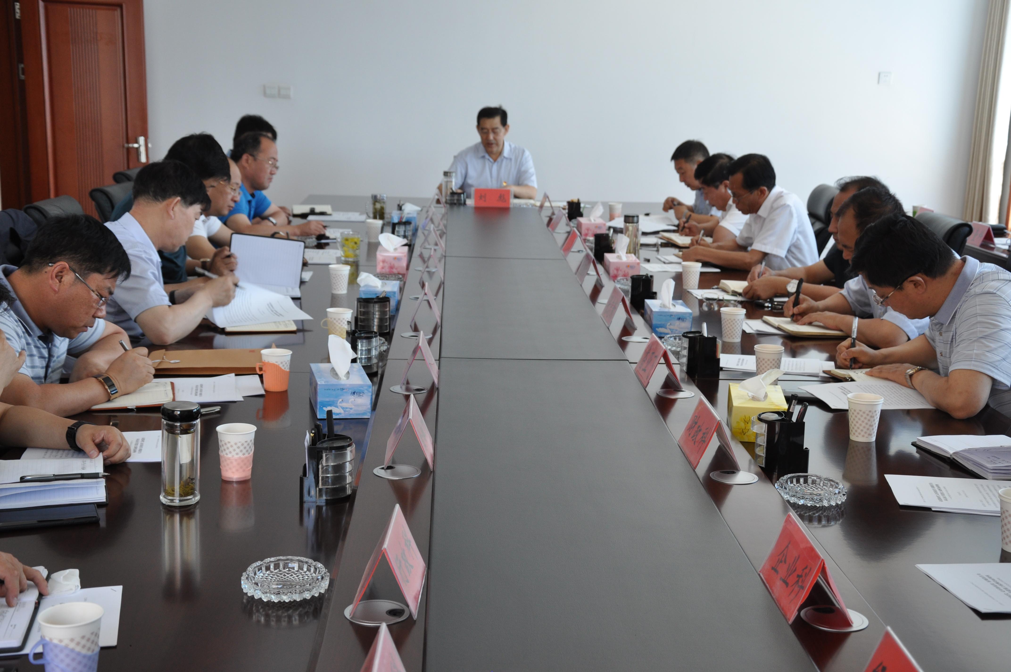 朔州市审计局认真学习市委六届六次全会精神